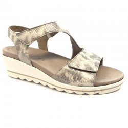 Sandaler med kilehæl Gabor 66.772.32