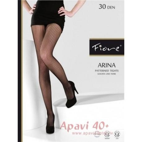 Arina 30 DEN tīkliņzeķbikses