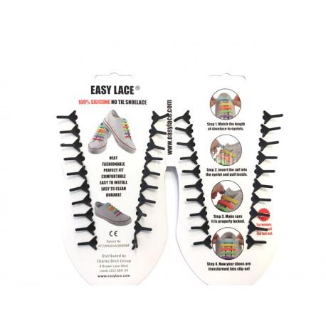 Silikona apavu auklas / kurpju šņores KAPS