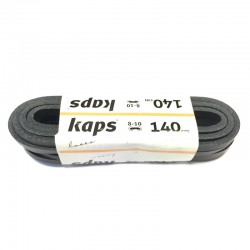 Leather shoe laces KAPS 140cm