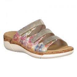 Womens Slide flip flops Remonte R6851-90