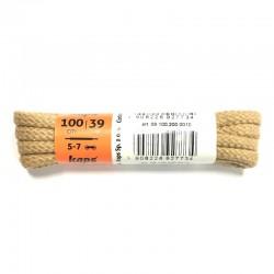 Apavu auklas - apaļas kurpju šņores KAPS 100 cm