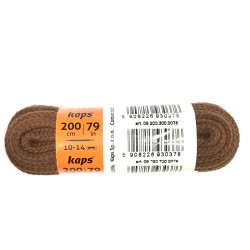 Thick round laces KAPS 200cm