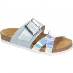 Womens Slide flip flops Brinkmann 700041-51