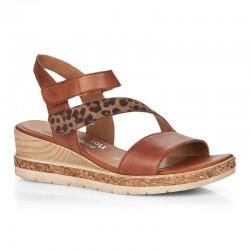 Sieviešu platformas sandales Remonte D3054-24
