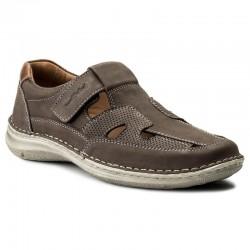 Men's wide fit summer casual shoes Josef Seibel 43635