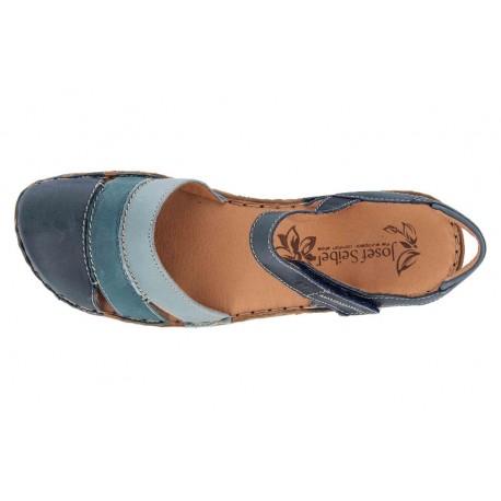 Sandales ar slēgtu purngalu Josef Seibel 79544