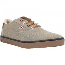 Casual shoe / Plimsolls Boras 5204-0090 ecru/ navy