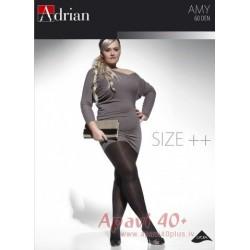 Amy liela izmēra zeķbikses 60 DEN