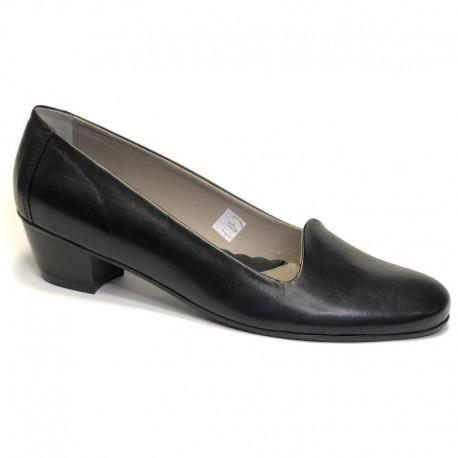 Women's shoes on medium heel Roberto PS-471/D-MIKRO