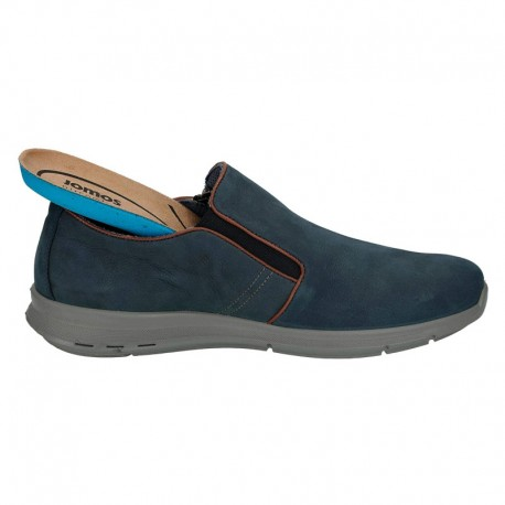 Vīriešu kurpes bez šņorēm Jomos 324307