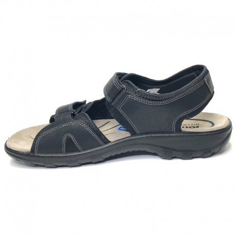 Liela izmēra vīriešu sandales Jomos 504609 orlando/ schwarz