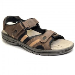 Big size mens sandals Jomos 503604