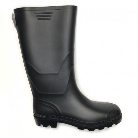 Men's rain boots 900P black