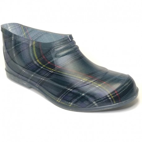 Rain rubber shoes 701SP-rutis-zalas