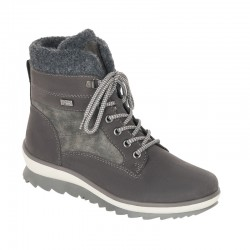 Winter low boots with natural wool Remonte TEX R8477-45 (Thermo insole)