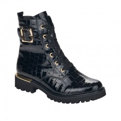 Women's autumn low boots with little warming Remonte D8683-02