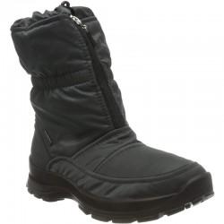 Zip Front Waterproof Grey Snow Boot  Westland 18818 TopDryTex