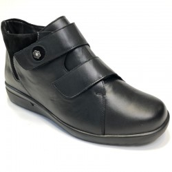 Wide Ankle Boots Solidus 49504-00105