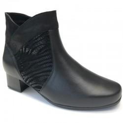 Women's autumn big size ankle boots Solidus 55060-00993