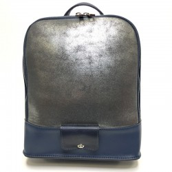 Backpack made from leatherette Sominta 28x24x13 1832