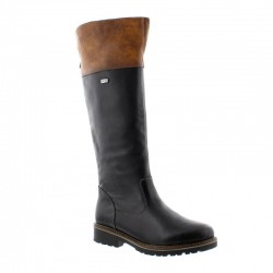 Women's autumn long boots with little warming Remonte R6581-02