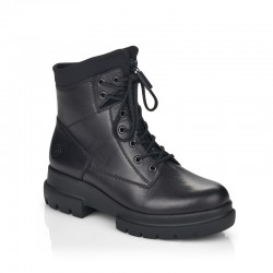 Women's autumn low boots with little warming Remonte D8980-01