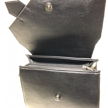 Backpack made from leatherette Sominta 29x26,5x12 1834