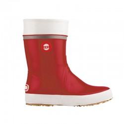 Women's rain boots Haicolours Hai dark red