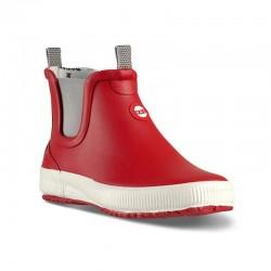 Women's rain boots Haicolours Hai Low dark red