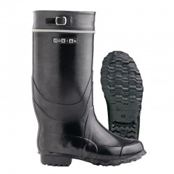 Women's rain boots Nokian black
