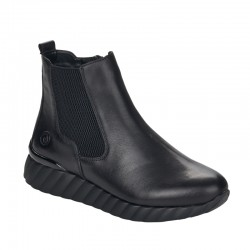 Autumn sneaker style low boots Remonte D5979-01