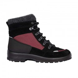 Women's winter low boots with natural wool Kuoma 192222