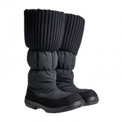 Women's winter boots with natural wool Kuoma 141203