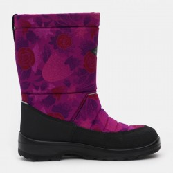 Women's winter low boots with natural wool Kuoma 140328