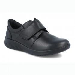 Casual women's shoe for wider feet Jomos 857303 K width