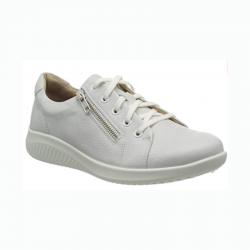 Sieviešu plati brīvā laika apavi Jomos 857202 white
