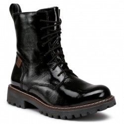 Autumn lace up low boots (with zipper) Josef Seibel 85202