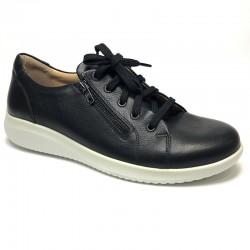 Sieviešu plati brīvā laika apavi Jomos 857202-2 black