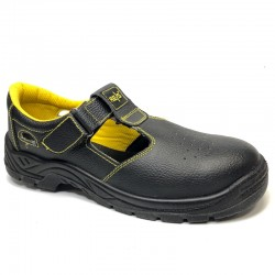 Liela izmēra vasaras darba apavi vīriešiem BRYES S-S1P