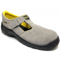 Men's summer safety shoes BRYES VEL-S-S1P