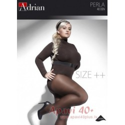 Perla large size tights 40 DEN