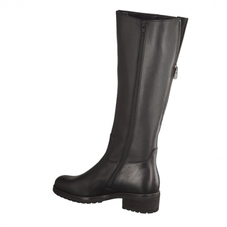 Autumn wide calf boots with little warming Gabor M-L 71.615.87