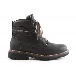Vyriški žieminiai batai originali avikailio Josef Seibel 21925 schwarz