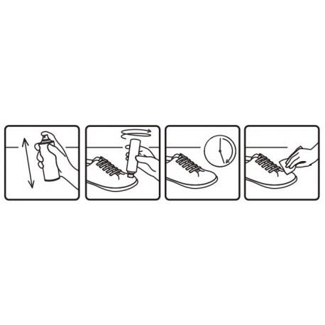 KAPS De Salter - līdzeklis sāls pēdu tīrīšanai