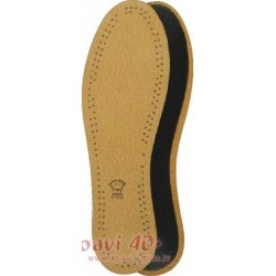 Insole leather & latex 665/52
