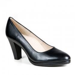 Women's big size court black shoes Bella b. 5293.001