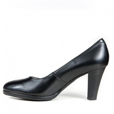 Melnas augstpapēžu kurpes Bella b. 5293.001