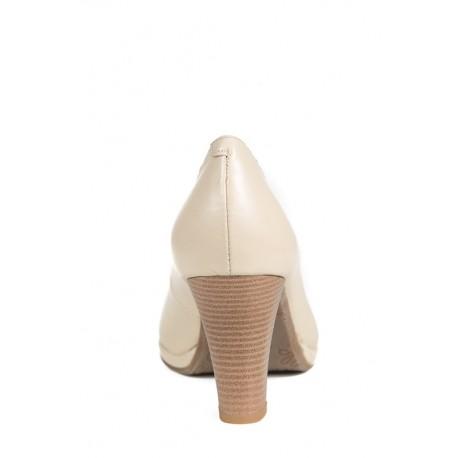 Bēšas augstpapēžu kurpes Bella b. 5293.002