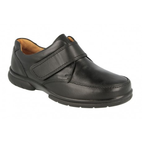 Extra wide fit men's shoes DB Shoes 80005A 6V